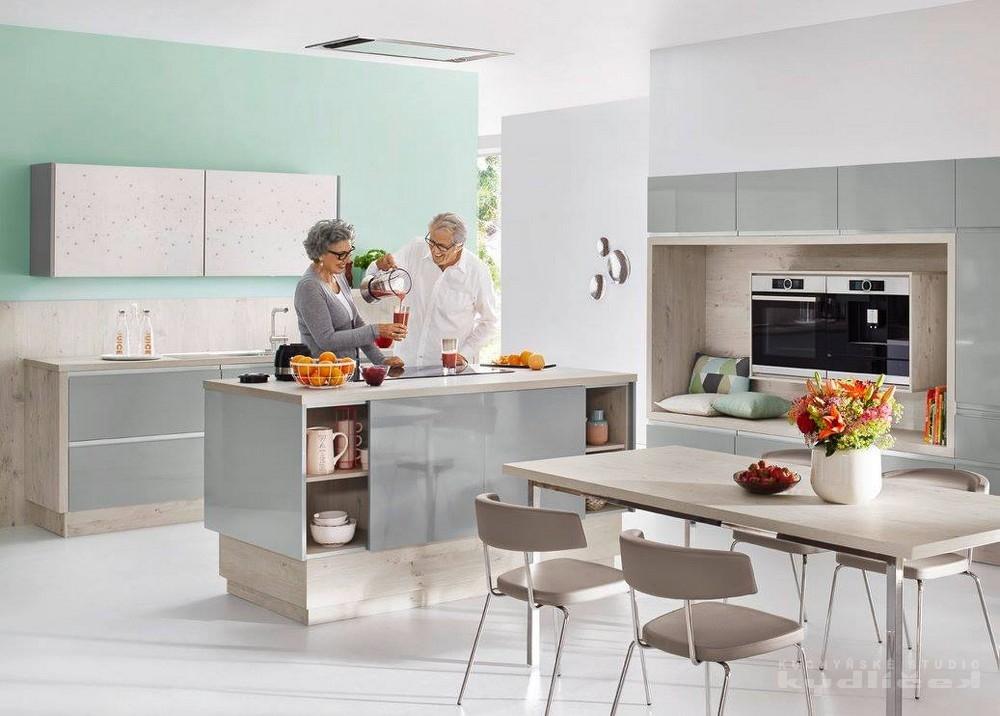 kuchyn na m ru ballerina kydl ek kuchy sk studio plze. Black Bedroom Furniture Sets. Home Design Ideas