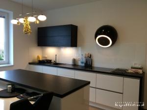 Kuchyně NOBILIA - Lak vysoký lesk / lamino emotion